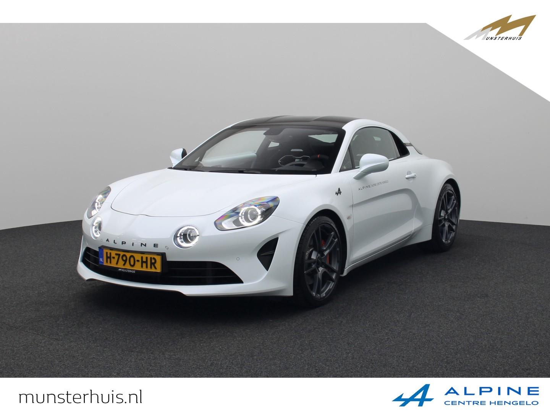 Alpine A110 1.8 turbo s - demo - .