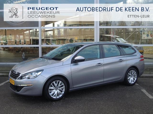Peugeot 308 1.2 puretech 110pk active navigatie airco