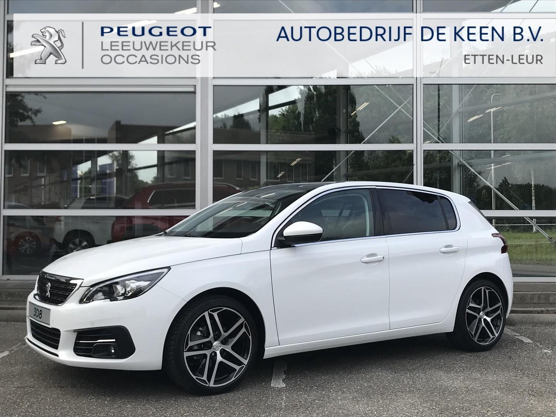 Peugeot 308 1.2 puretech 130pk eat8 automaat allure