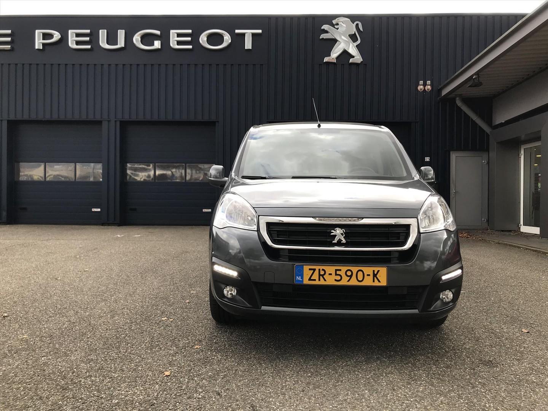 Peugeot Partner 1.2 puretech 110pk active