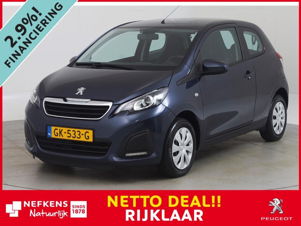 Peugeot 108 1.0 68pk active