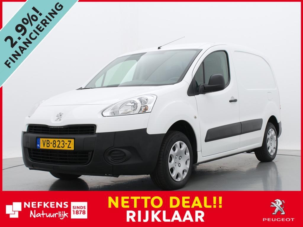 Peugeot Partner 1.6 e-hdi 90pk xt profit + * airco * schuifdeur *