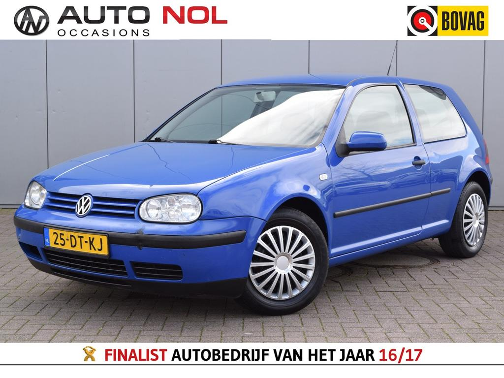 Volkswagen Golf 1.6 comfortline airco elekramen voldoende apk  inruilkoopje , prijs zo meenemen