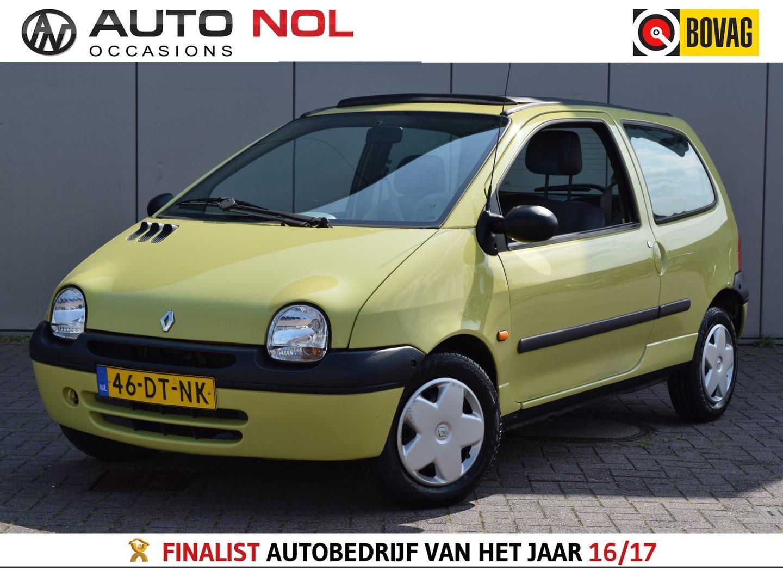 Renault Twingo 1.2 comfort cabrio elekramen  elekspiegels radio/cd vouwdak  nieuwe apk !