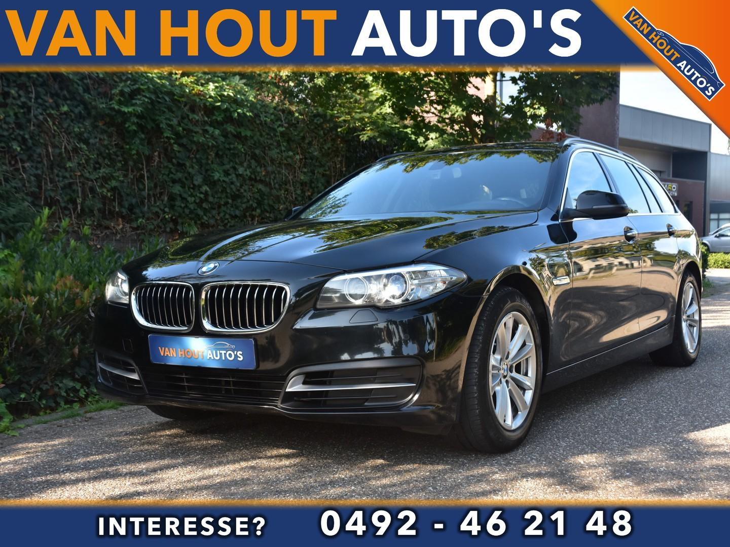 Bmw 5 serie Touring 2.0d luxury edition automaat