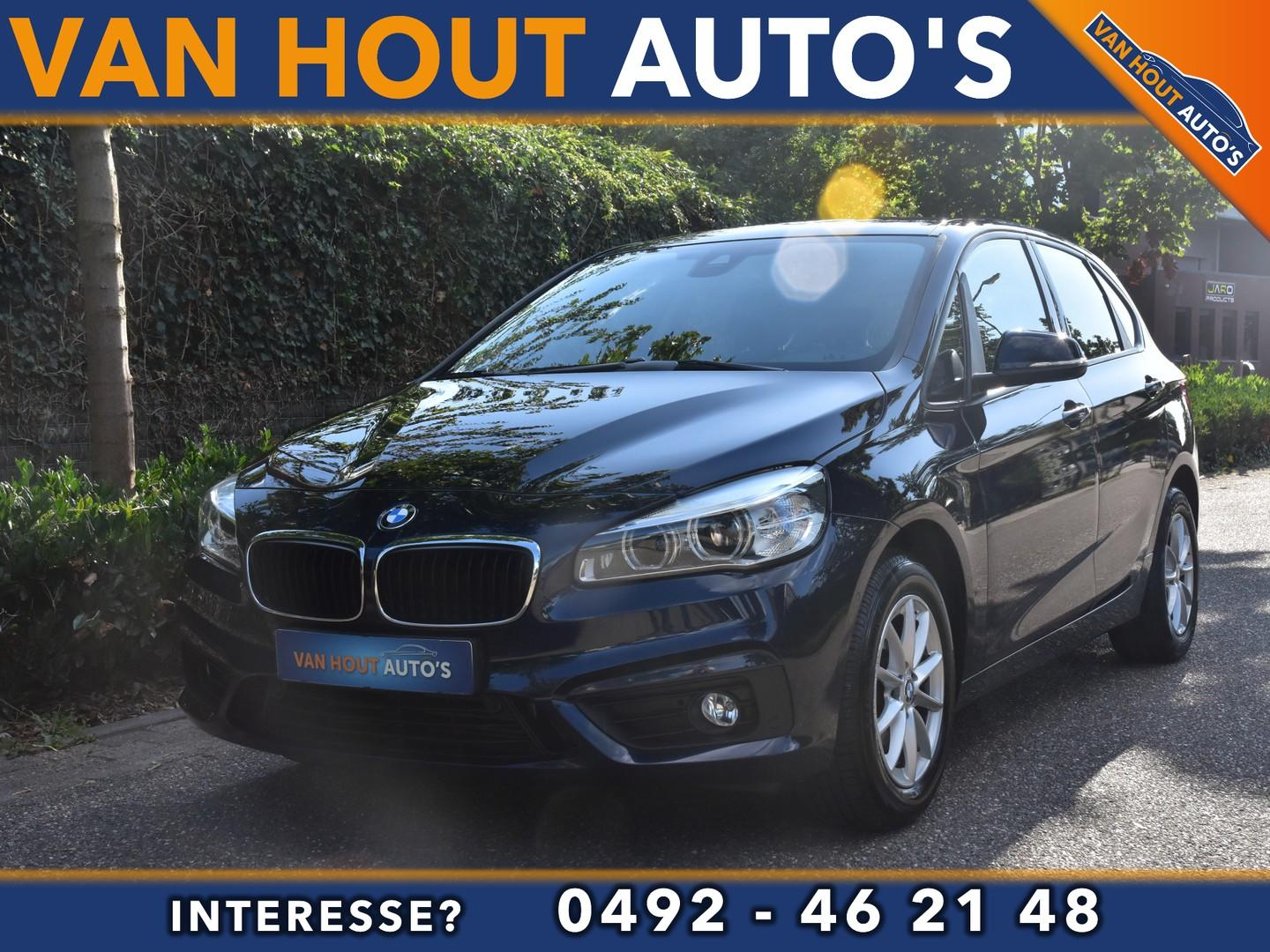 Bmw 2 serie Active tourer 218d essential