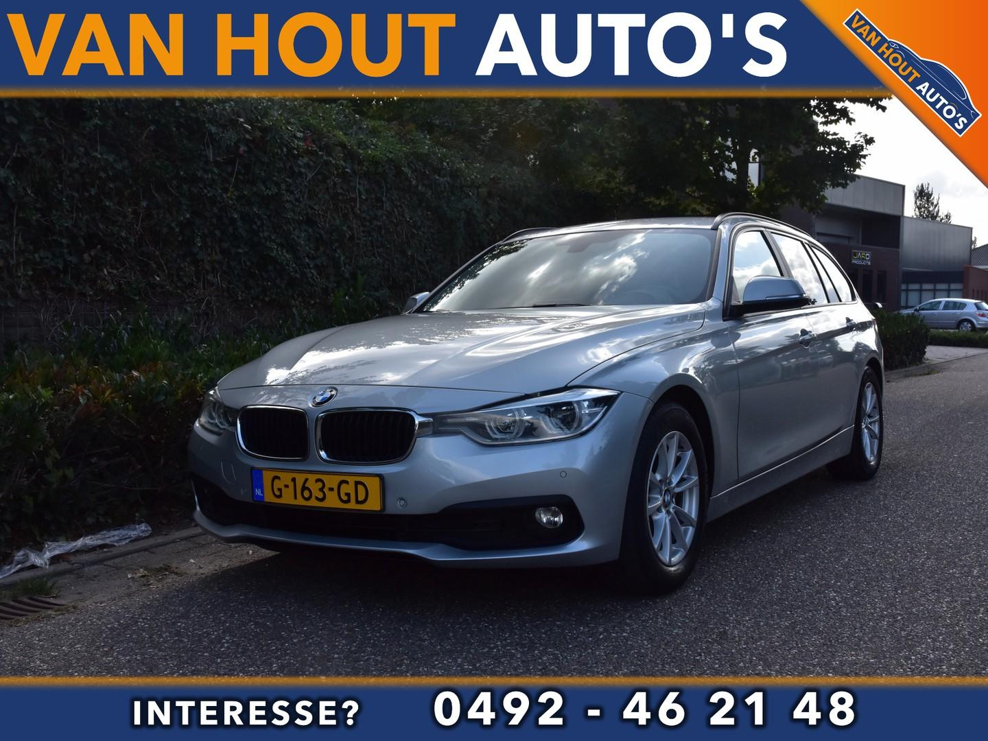 Bmw 3 serie Touring 320d sport m.2016