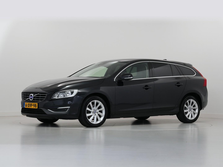 Volvo V60 1.6 d2 115 pk powershift summum (bns)