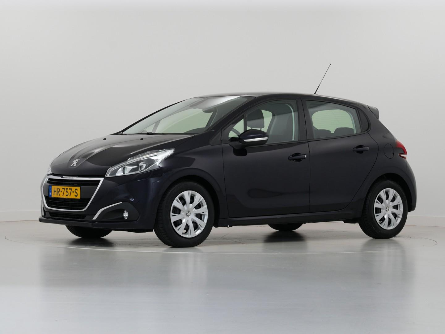 Peugeot 208 1.6 hdi 100 pk blue lease (bns)