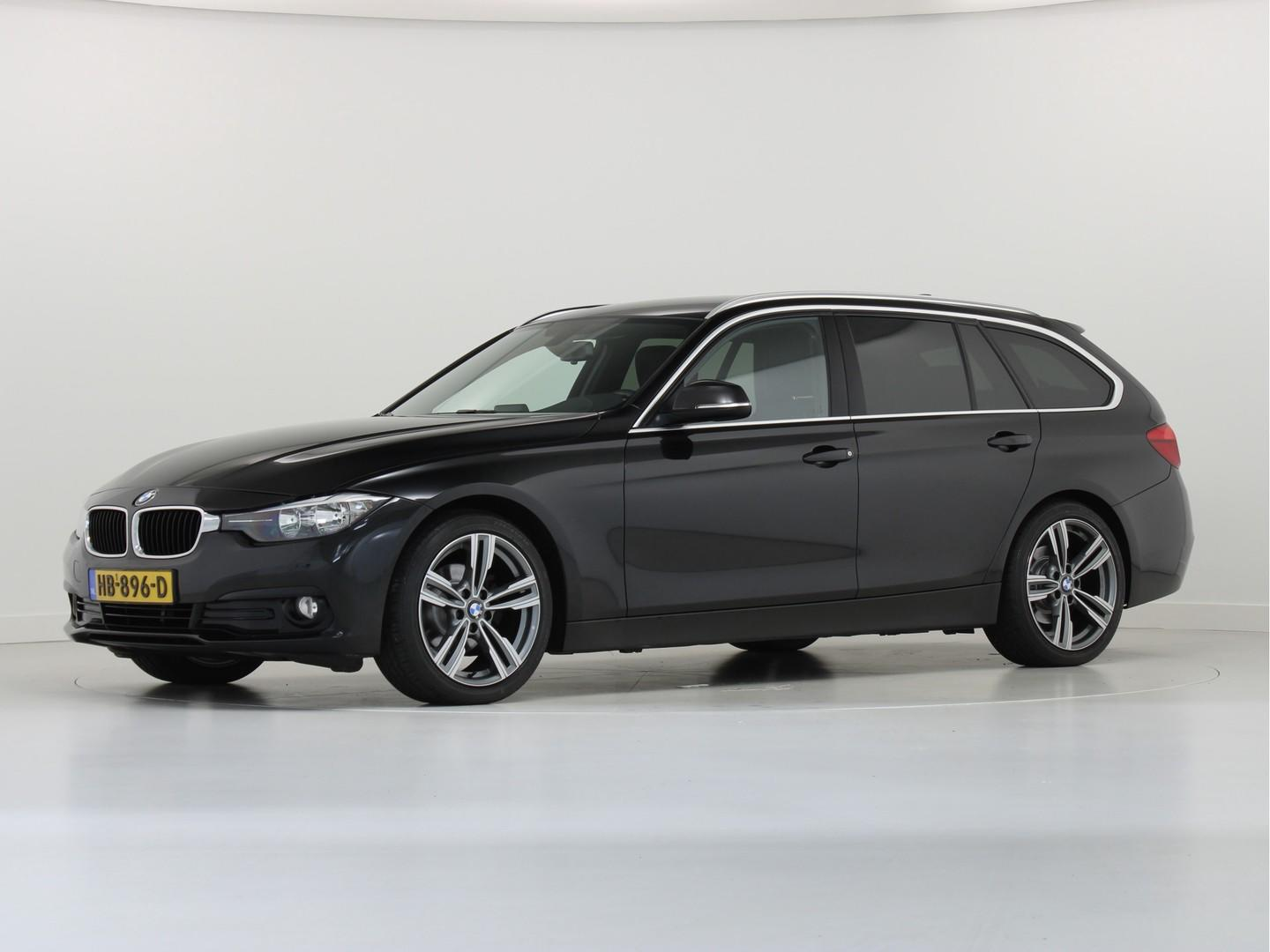Bmw 3 serie 320d 164 pk steptronic-8 touring corporate lease sport