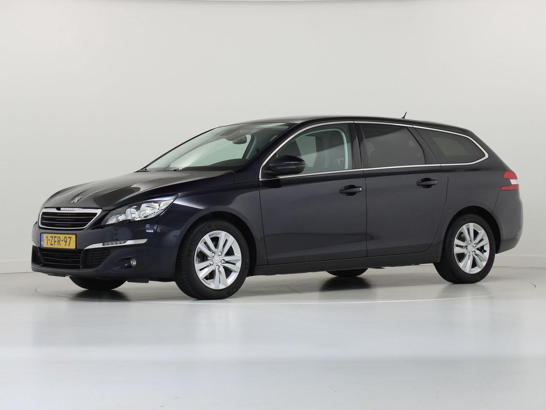 Peugeot 308 Sw 1.6 hdi 120 pk 6-bak sw blue lease executive