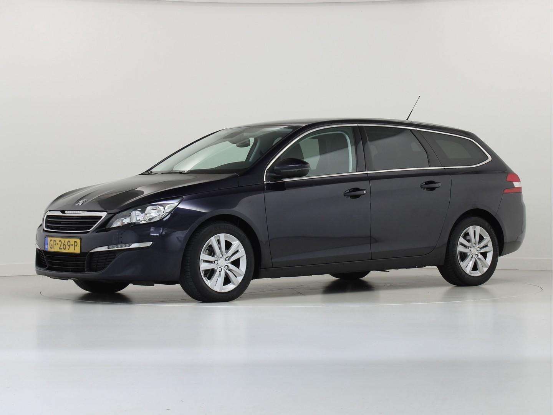 Peugeot 308 1.6 hdi 120 pk 6-bak sw blue lease