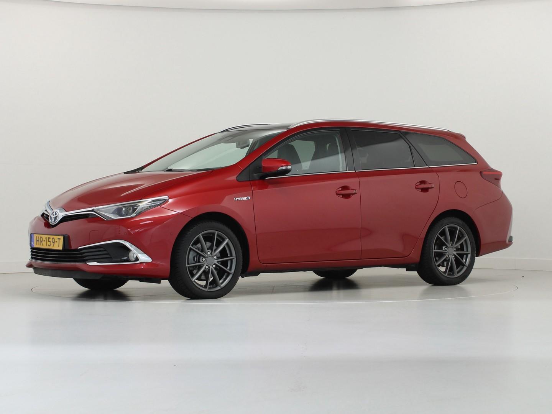Toyota Auris 1.8 hybrid touring sports executive