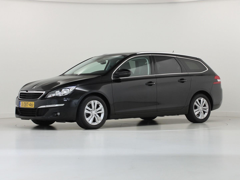 Peugeot 308 1.6 hdi 120 pk 6-bak sw blue lease executive