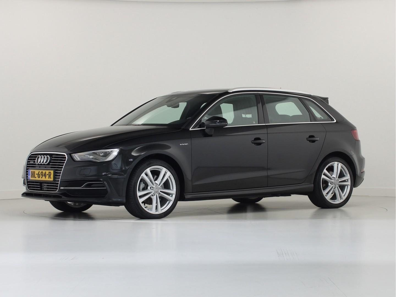Audi A3 Sportback 1.4 tfsi e-tron s-tronic sportback s-line - excl. btw