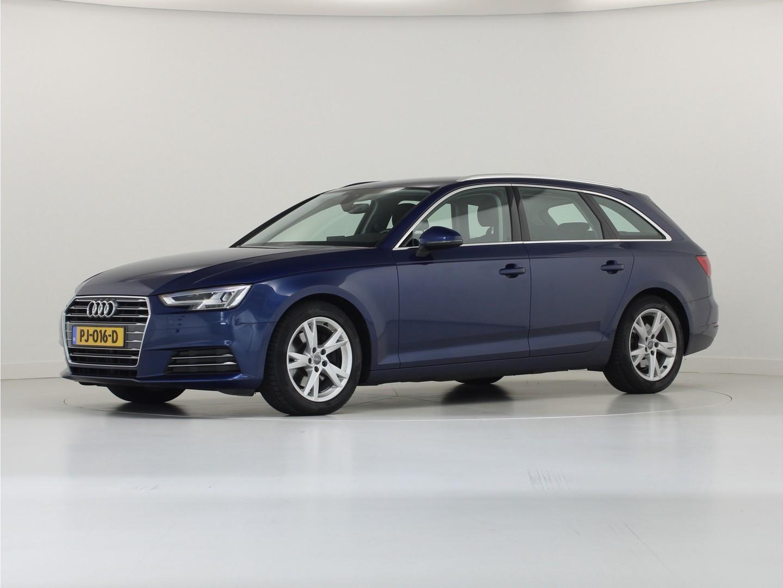 Audi A4 2.0 tdi 150 pk s-tronic avant lease edition (bns)