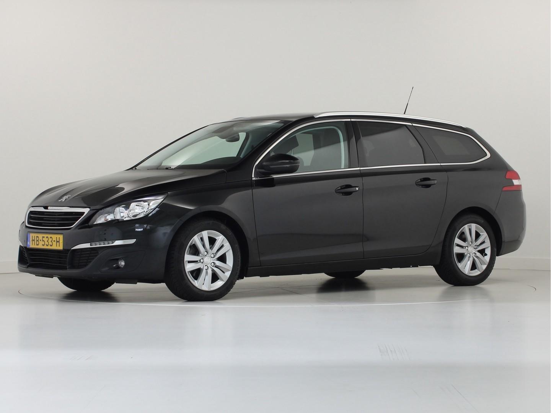 Peugeot 308 1.6 hdi 120 pk 6-bak sw blue lease executive pack
