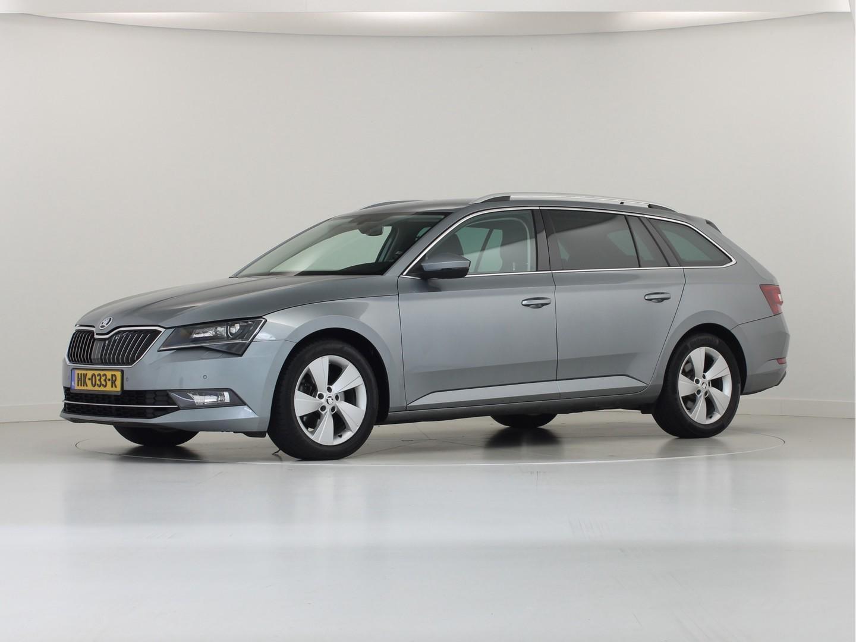 Škoda Superb 1.6 tdi 120 pk dsg combi ambition