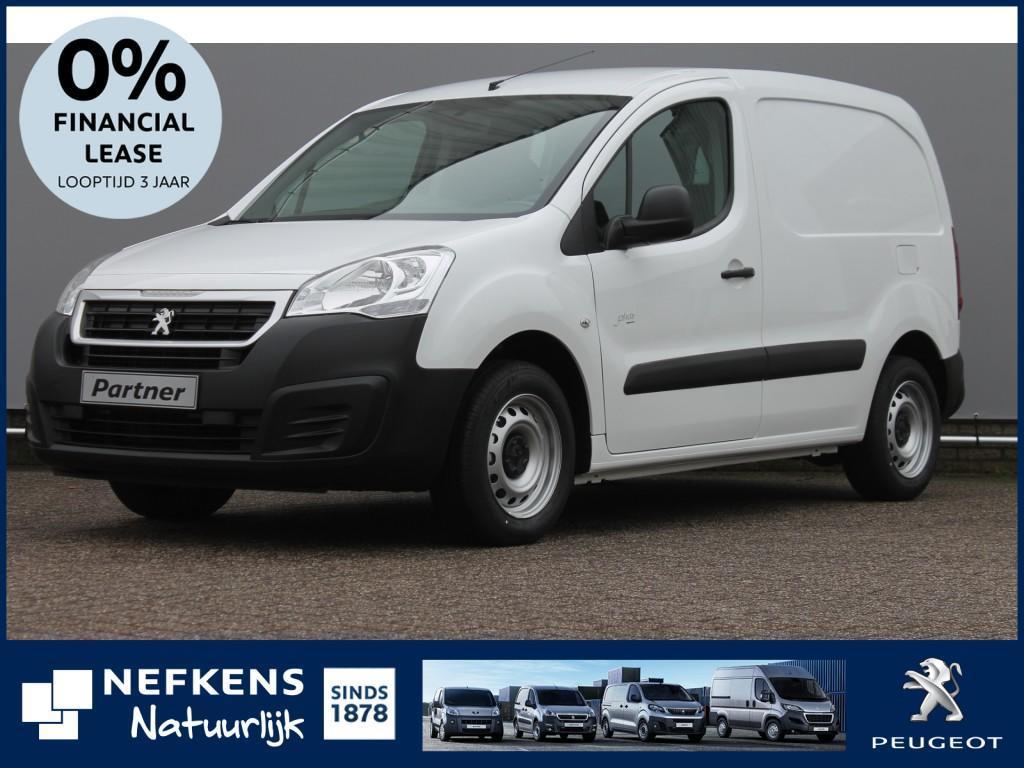 Peugeot Partner 120 l1 1.6 75 pk premium voorraad - voordeel