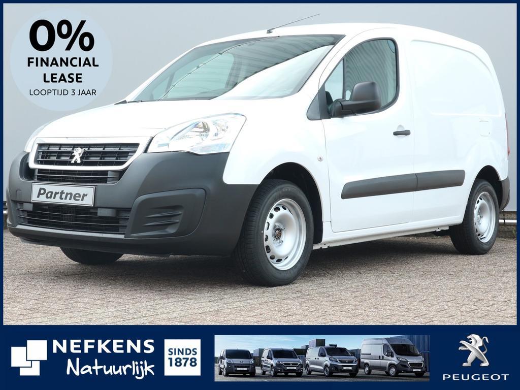 Peugeot Partner 120 l1 1.6 hdi 75 pk profit+ voorraad - voordeel