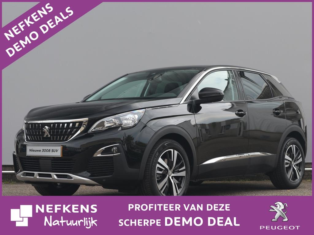 Peugeot 3008 Suv 1.2 130 pk active nefkens edition demo deal