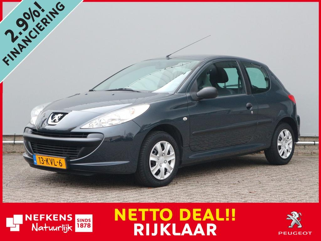Peugeot 206+ 1.1 60 pk xr netto deal & rijklaar