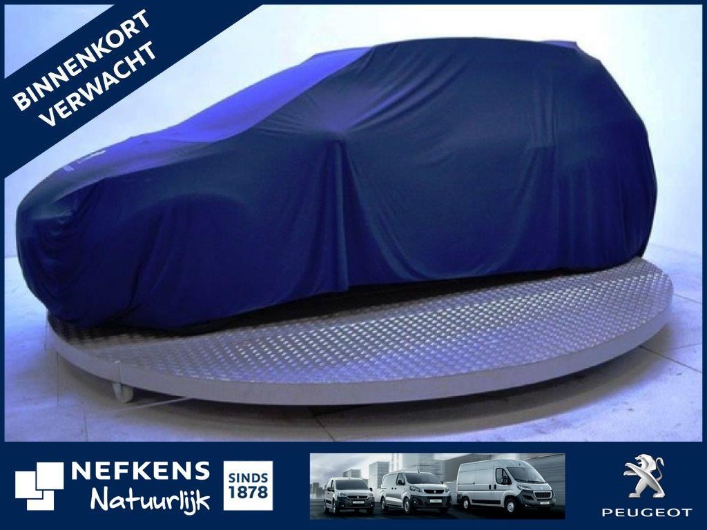 Peugeot Partner 1.6 bluehdi 75 pk premium 650 kg voorraad - voordeel