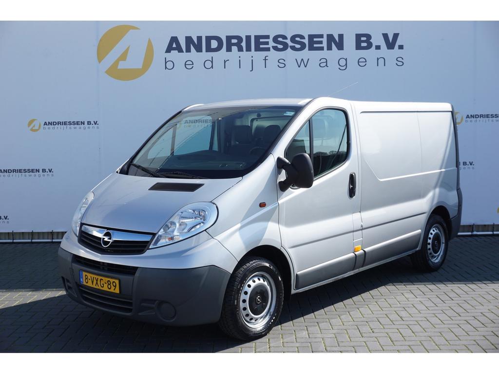 Opel Vivaro 2.0 cdti l1h1 ecoflex cruise, a/c, trekhaak