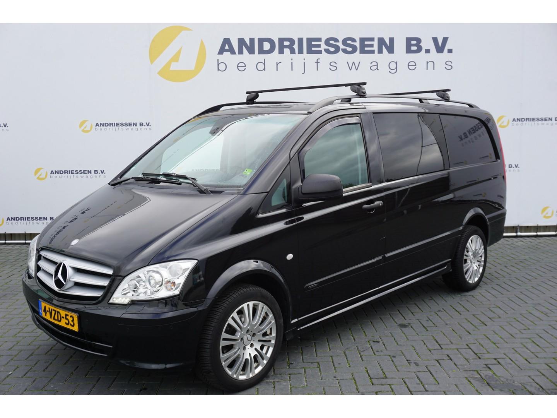 Mercedes-benz Vito 116 cdi 320 l2h1 automaat, airco, navi, cruise control