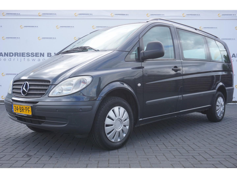 Mercedes-benz Vito 115 cdi 150pk automaat l2h1, airco, cruise control, pdc v+a