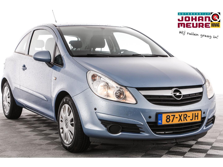 Opel Corsa 1.2-16v enjoy -a.s. zondag open!-