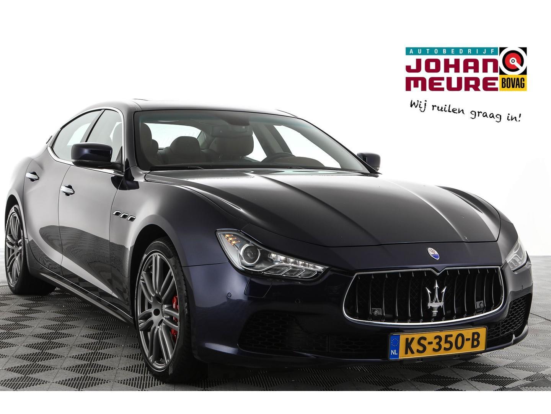 Maserati Ghibli 3.0 s q4 bi-turbo harman/kardon