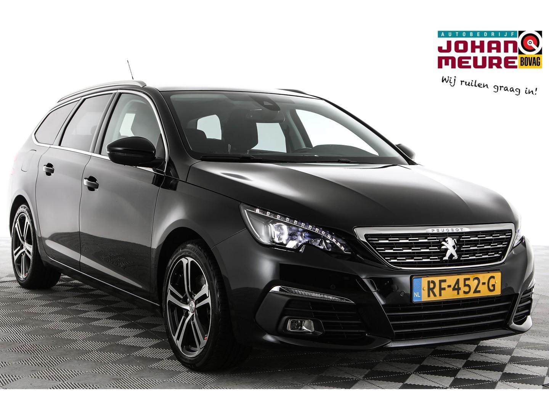 Peugeot 308 Sw 2.0 bluehdi 150pk blue lease premium automaat -a.s. zondag open!-