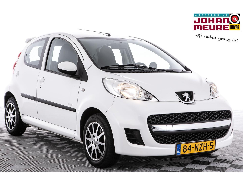 Peugeot 107 1.0-12v millesim 200 5-drs airco -a.s. zondag open!-