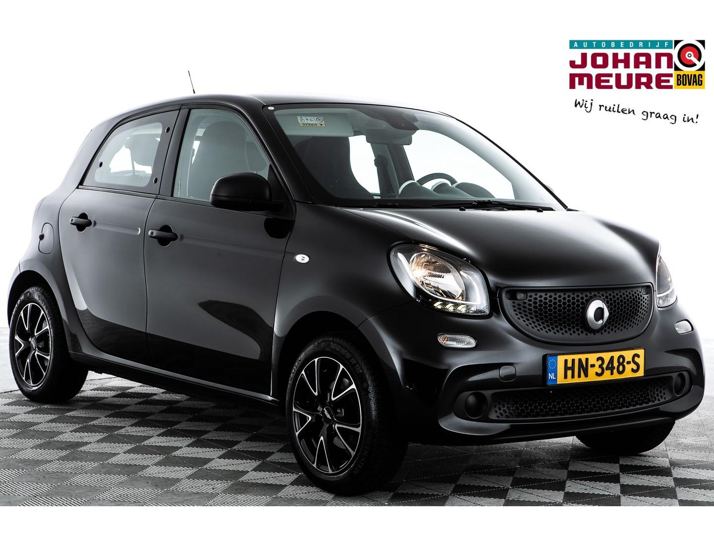 Smart Forfour 1.0 essential edition