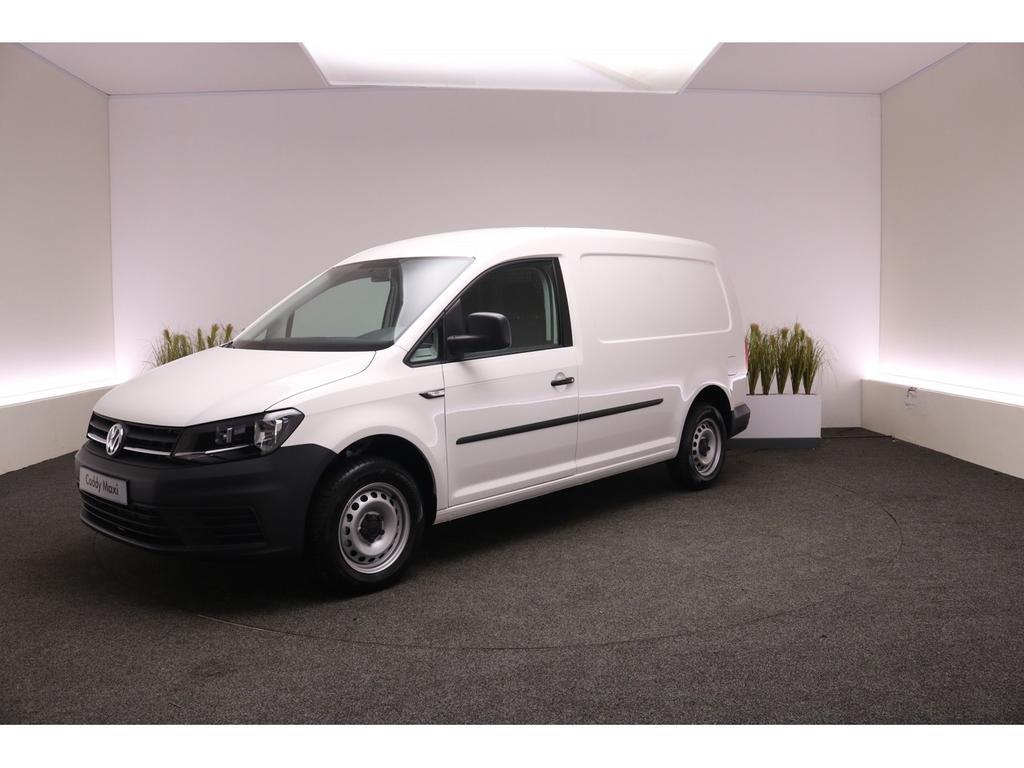 Volkswagen Caddy maxi 2.0 tdi 75pk l2h1 trendline, navigatie, alarm, cruisecontrole, airco, elektrisch pakket