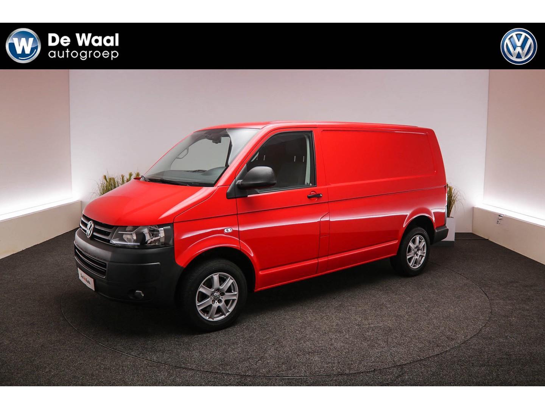 Volkswagen Transporter 2.0 tdi 102pk l1h1 airconditioning, cruise control, trekhaak