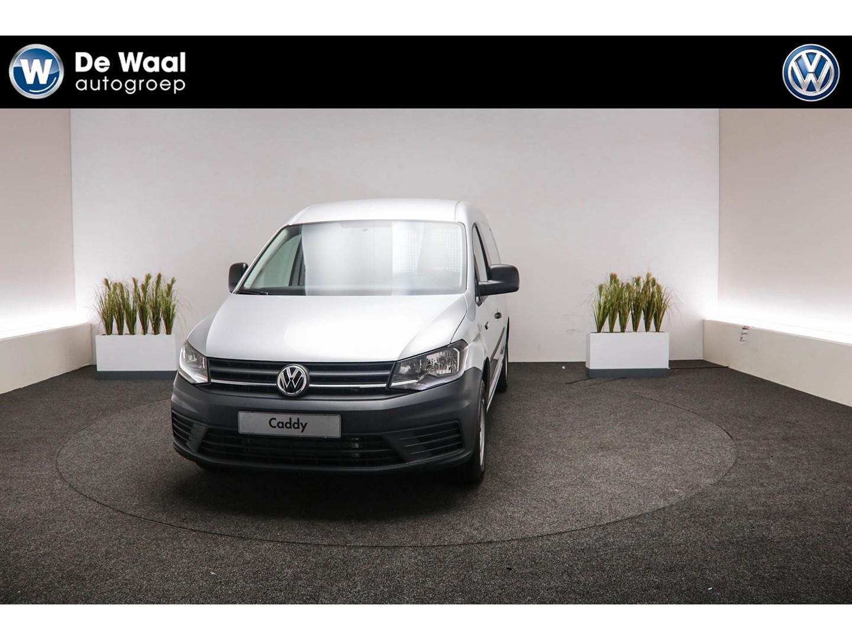 Volkswagen Caddy maxi 2.0 tdi 75pk l2h1 trendline, achterdeuren met geblindeerde ramen, airco, navigatie, alarm, elektrische pakket