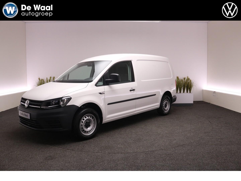 Volkswagen Caddy maxi 2.0 tdi 75pk l2h1 trendline, airco, elektrische pakket, navigatie, alarm
