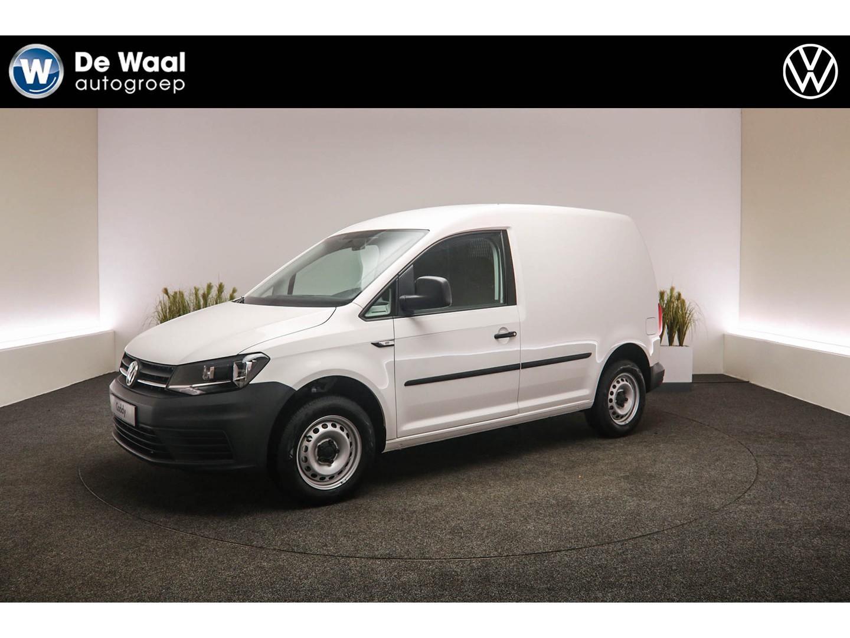 Volkswagen Caddy 2.0 tdi 75pk l1h1 economy business, airco, centrale vegrendeling, radio met bluetooth. elektrische ramen