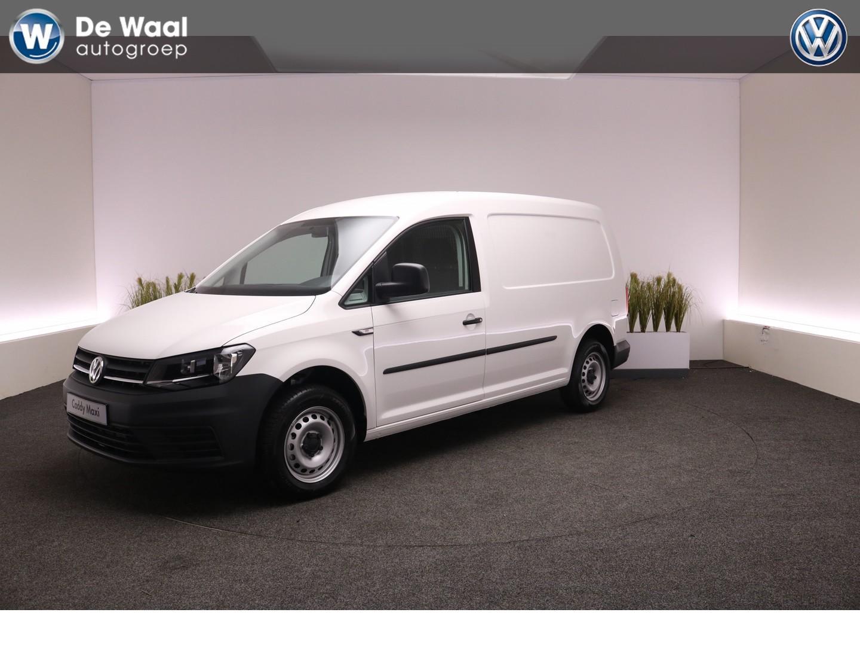 Volkswagen Caddy maxi 2.0 tdi 75pk l2h1 economy business, airco, cruisecontrole, elektrische pakket, radio met bluetooth