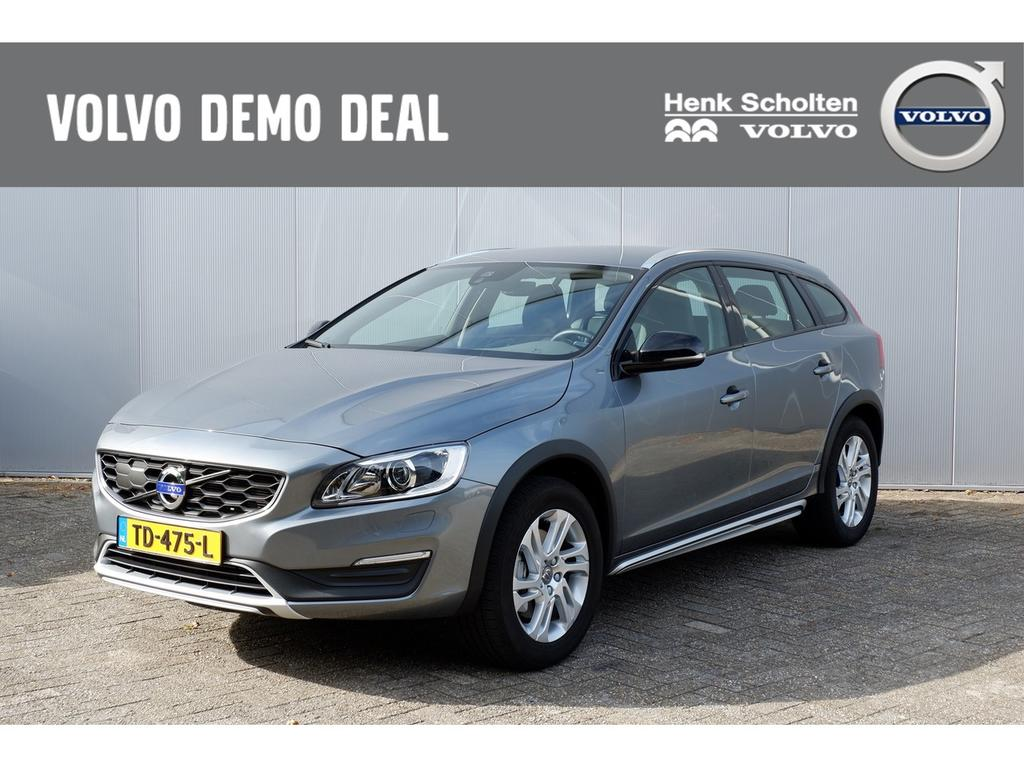 Volvo V60 cross country D3 aut8 polar+ comfort line