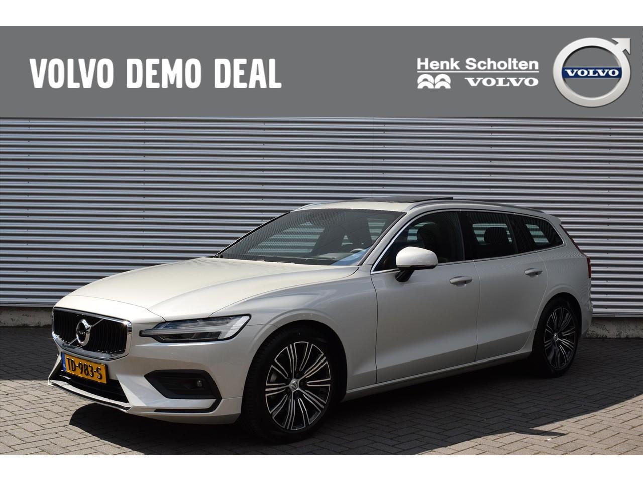 Volvo V60 New d4 190pk aut(8) momentum navi panodak