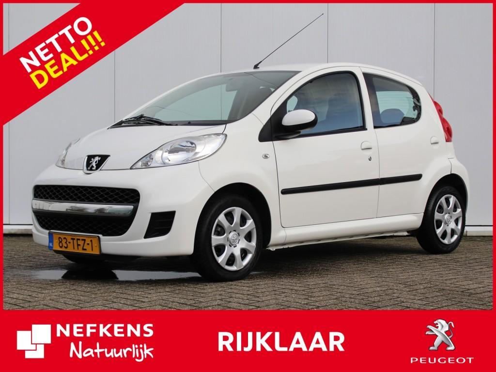 Peugeot 107 1.0 68 pk xs netto deal & rijklaar