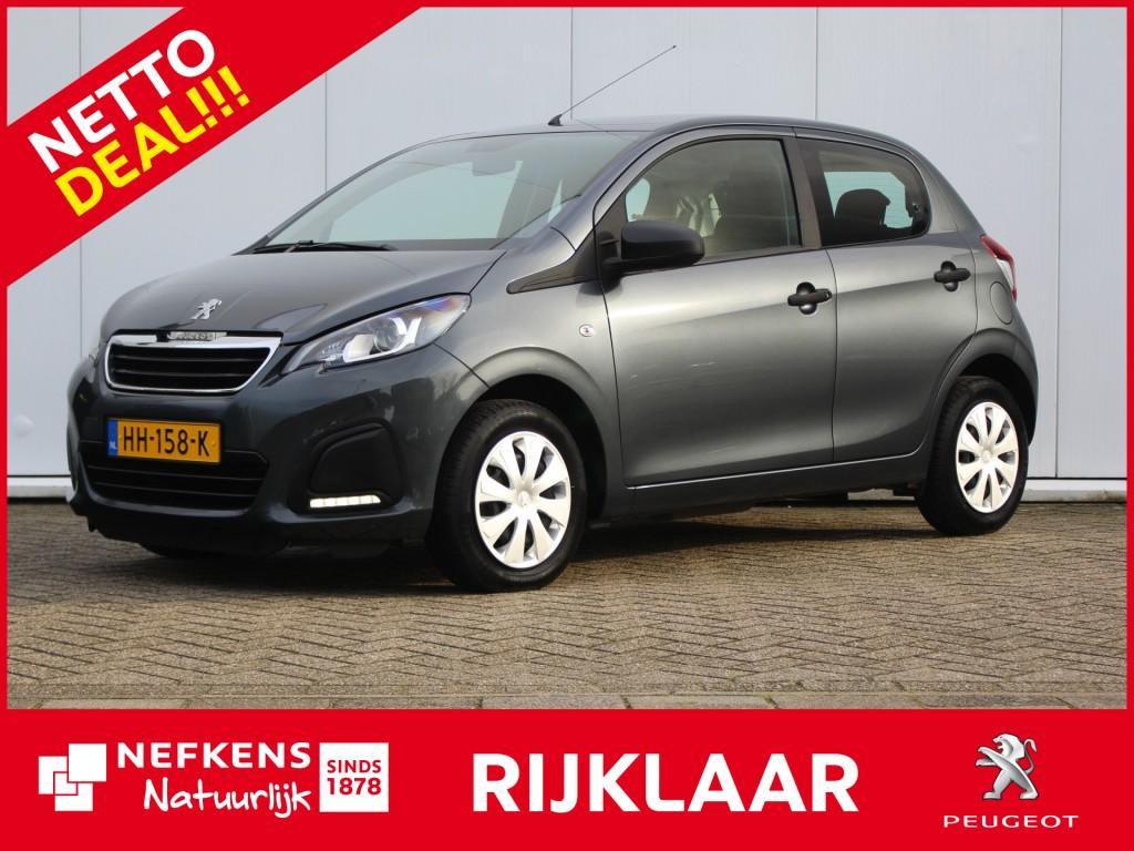 Peugeot 108 1.0 68 pk access netto deal & rijklaar