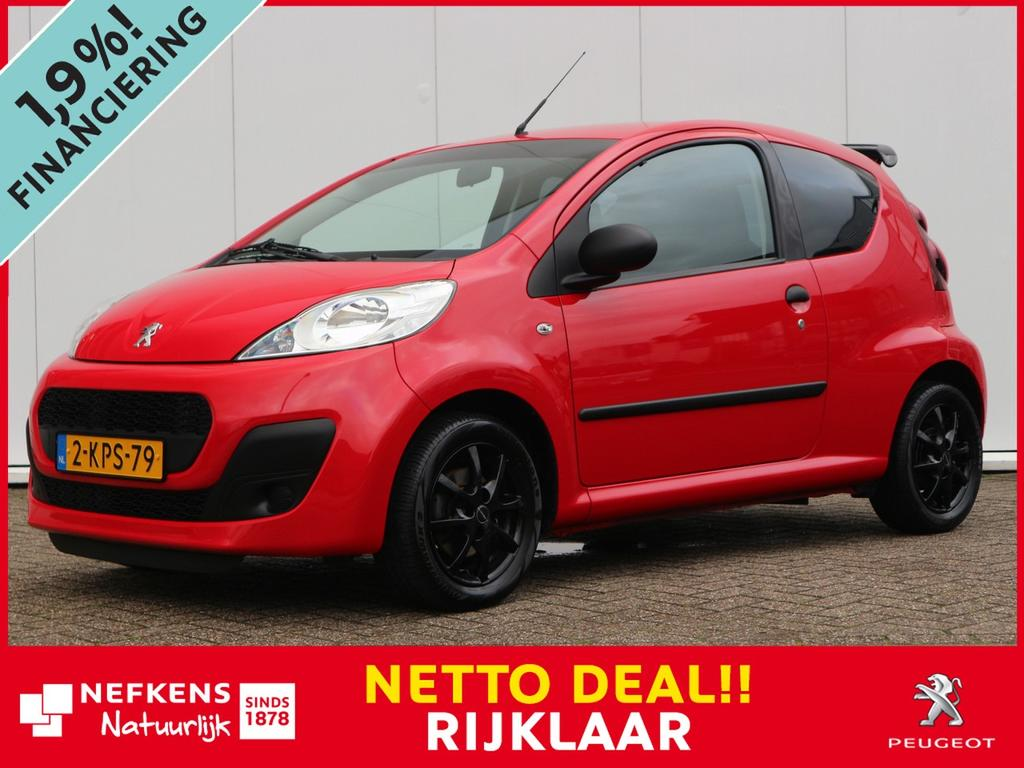Peugeot 107 1.0 68 pk access netto deal & rijklaar