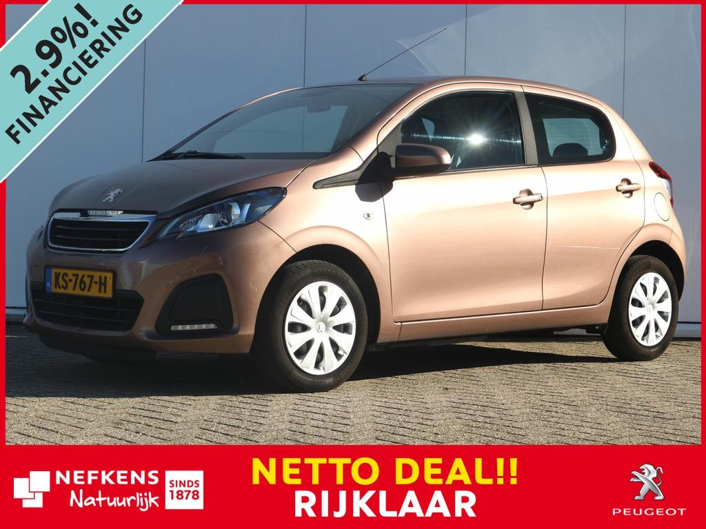 Peugeot 108 1.0 68 pk active netto deal & rijklaar