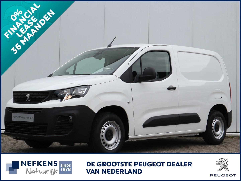 Peugeot Partner 1.5 bluehdi 100 pk grip voorraad voordeel, rijklaar