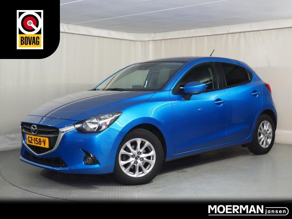Mazda 2 1.5 skyactiv-g intro edition / navigatie / 1e eigenaar / voll. dealeronderhouden