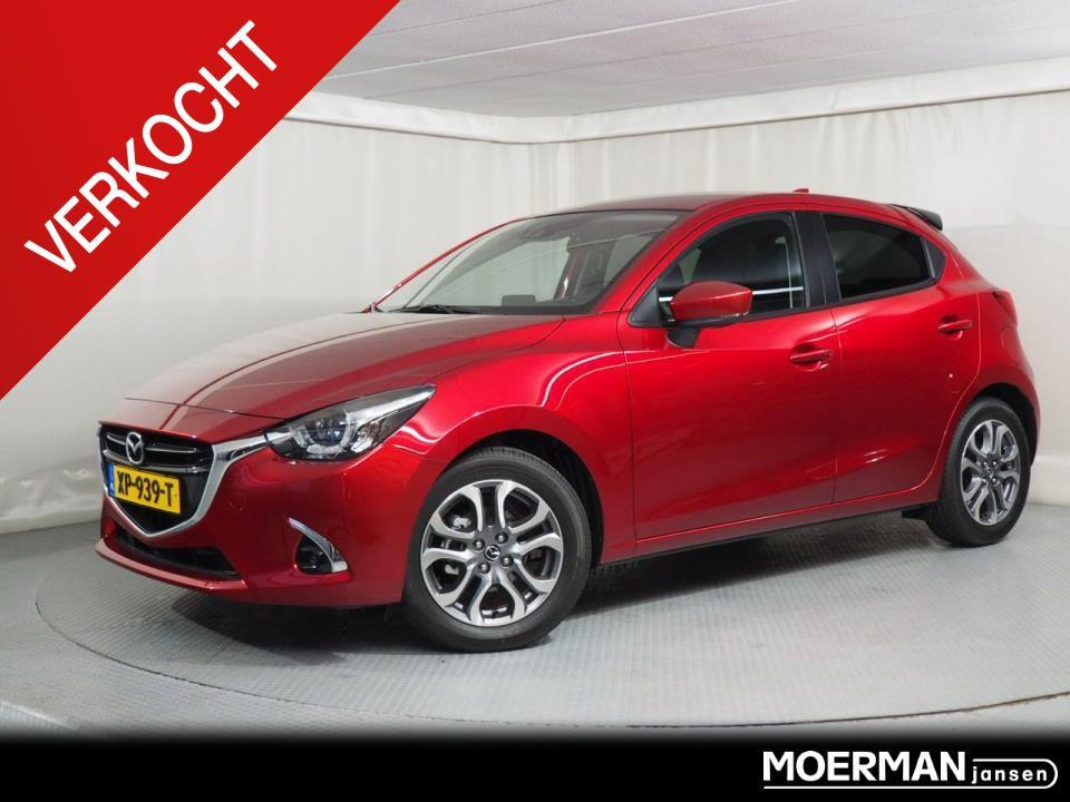 Mazda 2 1.5 skyactiv-g gt-m verkocht